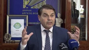 Χάντμπολ: Το νέο ατόπημα του Δημήτρη Καμπόσου ξεσήκωσε το Άργος