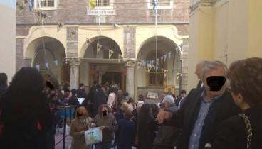 Μνημόσυνο στη Θεσσαλονίκη για τον Κ. Κατσίφα (βίντεο & φωτογραφίες)