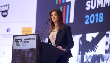 Κ. Νοτοπούλου: Είναι μονόδρομος η συνεργασία των κρατών των Δ. Βαλκανίων