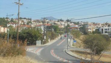 Παρεμβάσεις για την οδική ασφάλεια στο Πανόραμα