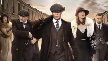 Οι Peaky Blinders πάνε… σινεμά