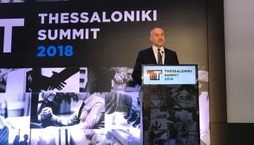 Απογοητεύουν τα στοιχεία που παρουσιάστηκαν στην έναρξη του Thessaloniki Summit 2018