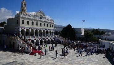 Στο ΣτΕ η Εκκλησία της Ελλάδος για τις εκλογές στο Ίδρυμα Ευαγγελίστρια της Τήνου