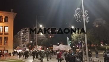 Απροσπέλαστο το κέντρο της Θεσσαλονίκης