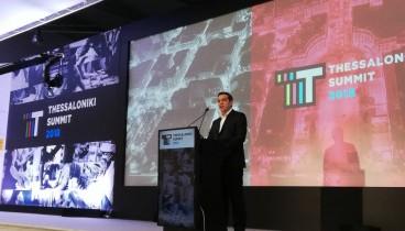 Αλ. Τσίπρας στο Summit Thessaloniki 2018:Οι Κασσάνδρες διαψεύσθηκαν