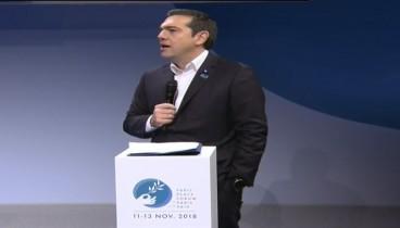 Συνομιλίες κορυφής στο Παρίσι για Τσίπρα