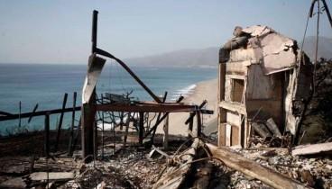 Πενήντα νεκροί από τις φωτιές στην Καλιφόρνια