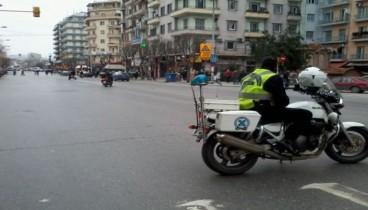 Κυκλοφοριακές ρυθμίσεις από σήμερα στο κέντρο της Θεσσαλονίκης