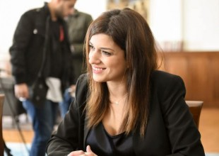 Μέσω... facebook συμπληρώνει την πρώτη δεκάδα της η Νοτοπούλου