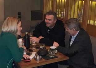 O Ρέμος στηρίζει Καραγιάννη στη Β΄ Θεσσαλονίκης