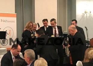 Τέσσερις υποψήφιοι δήμαρχοι Θεσσαλονίκης Μ.Α.Ζ.Ι.  στη σκηνή