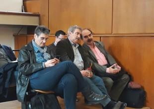 Παρθενική εμφάνιση του Χρ. Γιαννούλη στο περιφερειακό συμβούλιο
