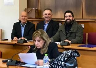 Στηρίζουν τον φίλο και συνάδελφο για την Β' Θεσσαλονίκης